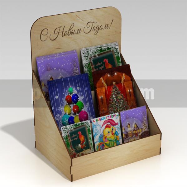Подставка для открытки своими руками